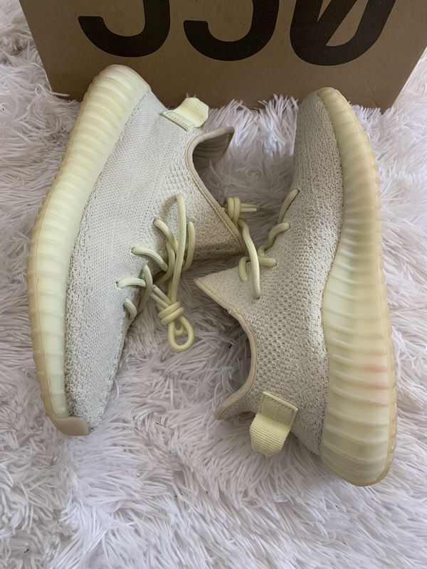 """Yeezy 350 """"Butter"""" Size 7.5"""
