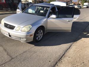 2004 Lexus GS 300 clean in and out for Sale in San Bernardino, CA