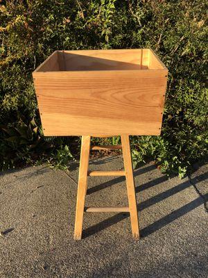 Wine box stool for Sale in Richmond, CA
