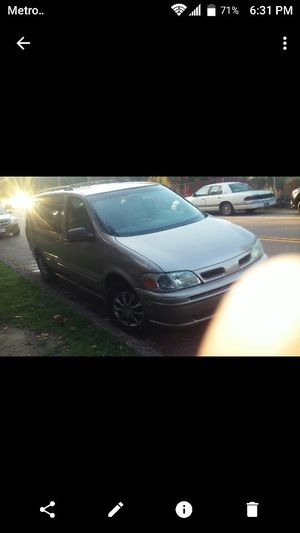 Oldsmobile siloueth 2000 for Sale in San Diego, CA