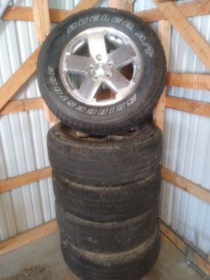 08 Jeep Sahara wheels for Sale in Reading, PA
