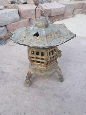 Cast iron garden decoration for Sale in Las Vegas, NV