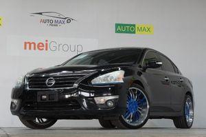 2015 Nissan Altima for Sale in Arlington, TX
