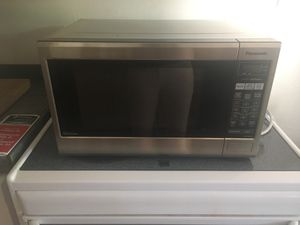 Panasonic 1200 W High Power Microwave for Sale in Cheyenne, WY