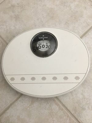 Bathroom scale for Sale in Weston, FL
