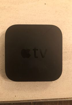 Apple TV 3rd generation a1469 for Sale in Everett,  WA