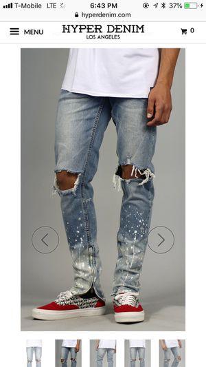Ripped Skinny Jeans Size 30 for Sale in Arlington, VA