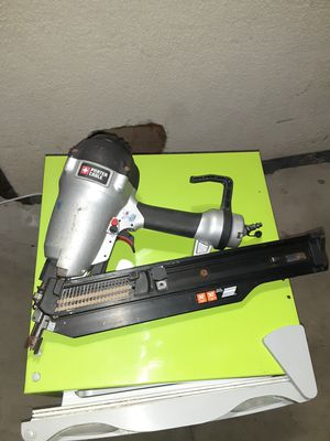 PORTER CABLE FRAMING NAIL GUN for Sale in Los Angeles, CA