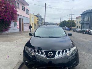 2009 Nissan Murano SL for Sale in San Francisco, CA