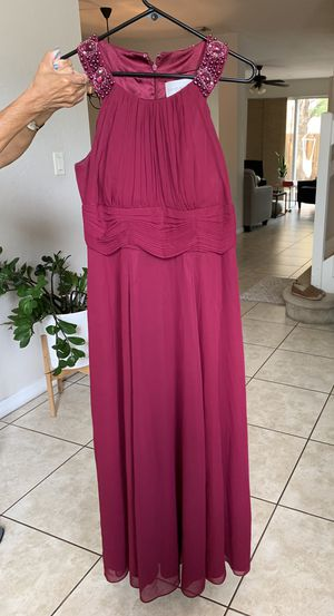 Size 12 Mother of the Bride Dress for Sale in Miami, FL