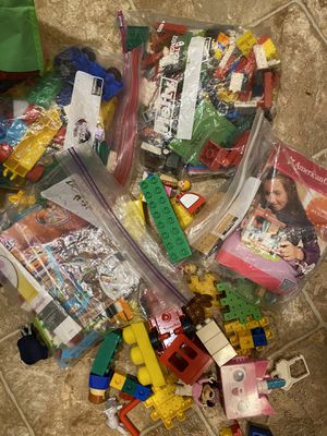 Large lot of Legos! for Sale in La Vergne, TN