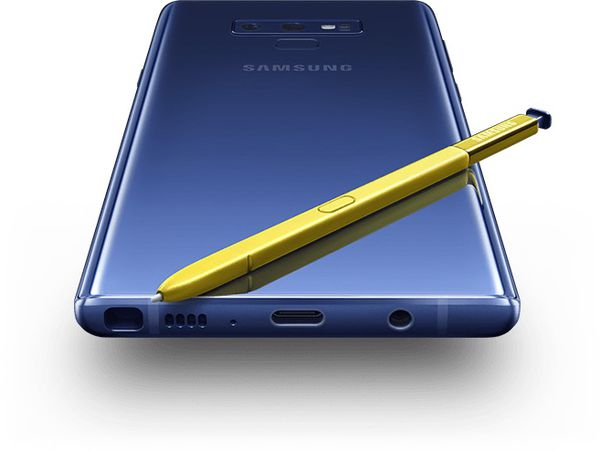 Samsung galaxy note 9 - factory unlocked with box and accessories -30 days warranty