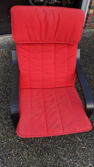 Free Ikea Poang chair for Sale in Everett, WA