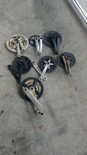 Cranck used mountain bike for Sale in Miami, FL