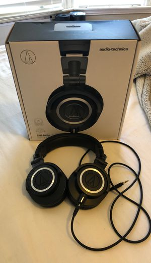 Audio-Technica M50x Studio Headphones for Sale in San Francisco, CA