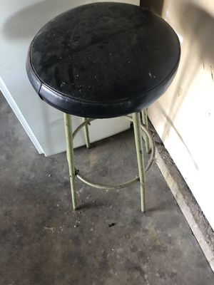 Bar stool. Great for garage for Sale in Riverside, CA