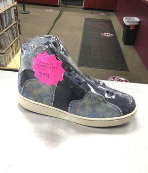 Jordan high Westbrook size 9 denim hightops inventory code 9291548581 for Sale in Sacramento, CA