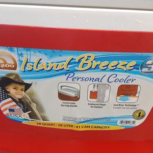 Igloo Island Breeze Personal Cooler for Sale in Seattle, WA