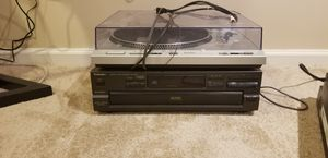 Stereo equipment polk audio rta12 jvc for Sale in District Heights, MD