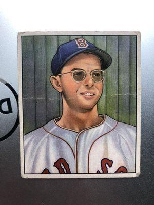 1950 Bowman Dom DiMaggio Baseball Card - VG for Sale in Covington, WA