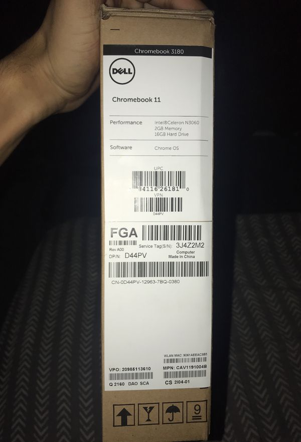 Brand new Dell Chromebook