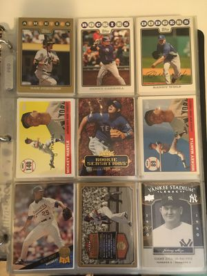 Baseball Autograph Collection for Sale in Los Angeles, CA