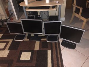 HP monitor or display for computer for Sale in Las Vegas, NV