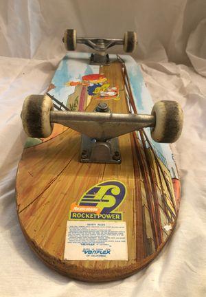 Skateboard - Nickelodeon Rocket Power for Sale in Bloomingdale, IL