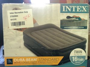 Intex Air mattress for Sale in San Bernardino, CA
