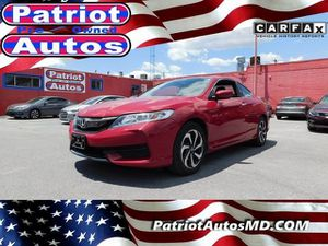 2017 Honda Accord Coupe for Sale in Baltimore, MD