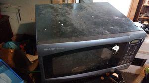 Sharp 1100W Microwave for Sale in Falls Church, VA