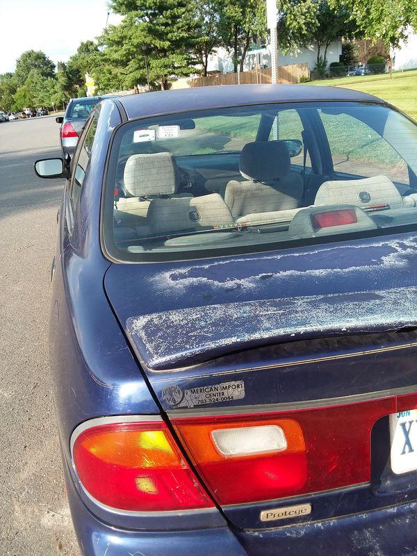 Mazda protege 96