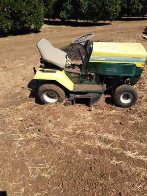 Montgomery Wards Lawn Tractor for Sale in Cutler, CA