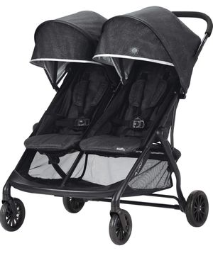 BRAND NEW BABY TODDLER DOUBLE STROLLER TWINS KIDS for Sale in Los Angeles, CA