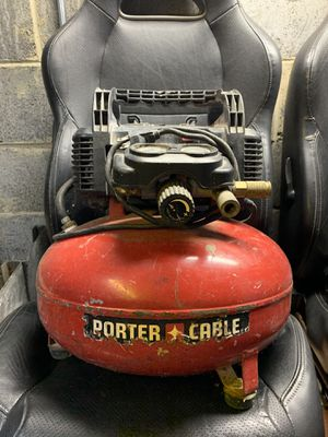 Porter Cable Air compressor for Sale in Jenkintown, PA