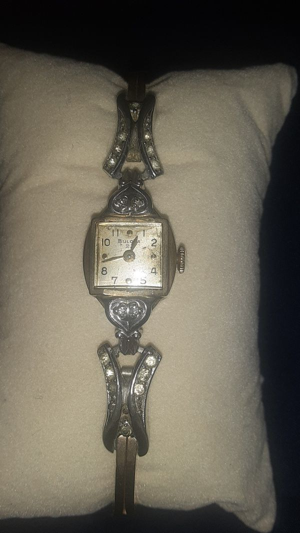 Antique Bolova watch