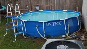 "Free 12'x32"" swimming pool PENDING for Sale in Tomball, TX"