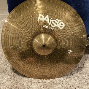 """Paiste 900 Series Ride Cymbal 20"""" for Sale in Tualatin, OR"""