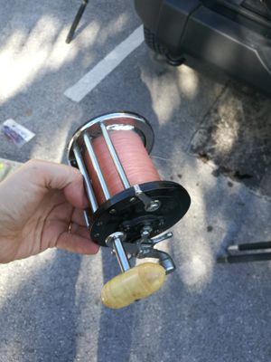 Penn Long Beach 68 conventional reel for Sale in Key Biscayne, FL