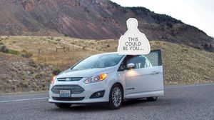 2013 Ford C-Max Hybrid (low mileage) for Sale in Anacortes, WA