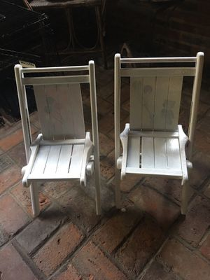 Children's folding chairs for Sale in Florissant, MO
