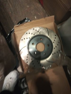 Prime choice vented rotors for firebird trans am for Sale in Columbus, OH