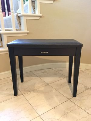Yamaha Padded Piano Bench for Sale in Pleasanton, CA