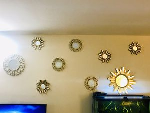 Wall decor ( wall mirror set) for Sale in Silver Spring, MD