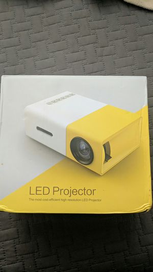 LED projector brand new never used for Sale in Silver Spring, MD