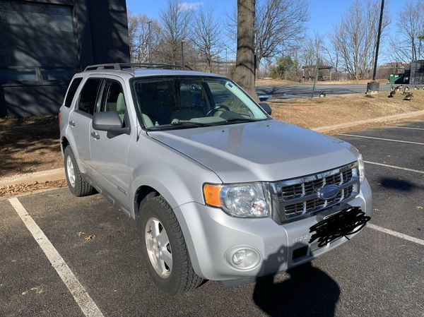 Ford Escape 2008 xlt
