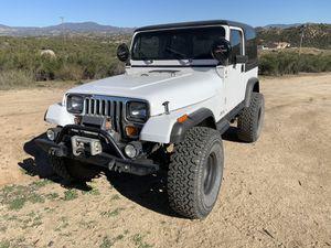 Jeep Wrangler YJ for Sale in Hemet, CA