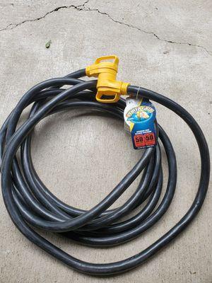 Camco Rv, camper, 50amp cord, 30ft, for Sale in Murfreesboro, TN