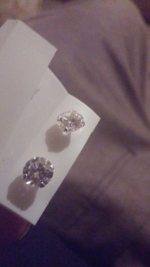 Real Silver earrings 925 for Sale in San Diego, CA