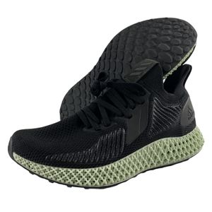 Adidas Alpha-Edge 4D Future-Craft Black/Green Running [EF3453] Men's Size 7.5 for Sale in Henderson, NV